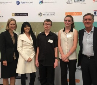 WA honours 25 inspirational young people