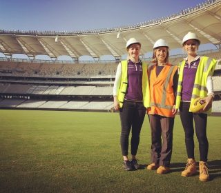 Fremantle Dockers AFLW game confirmed for Perth Stadium