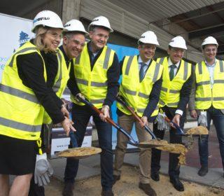 Construction commences on new Fremantle public sector offices