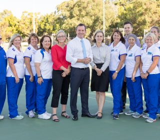 McGowan Labor Government's netball commitment takes centre court