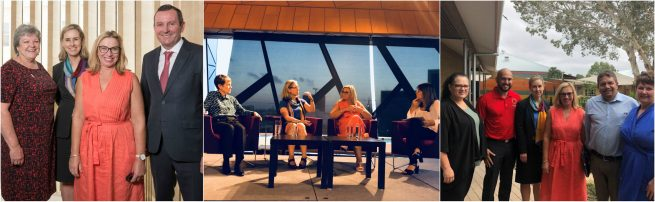 Domestic violence survivor Rosie Batty reflects on public life