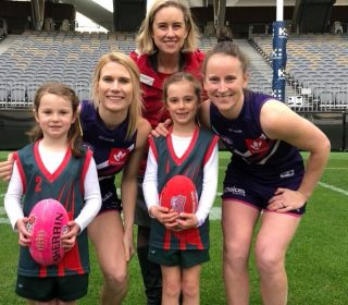 McGowan Government levels the playing field for women's sport