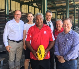 Labor to commit $350,000 to support young football talent