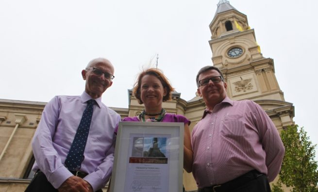 State awards honour heritage champions