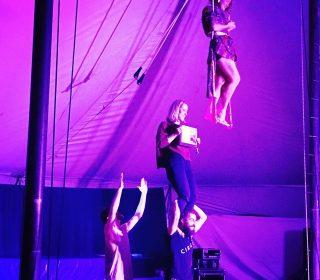 Vive le cirque a Freo!