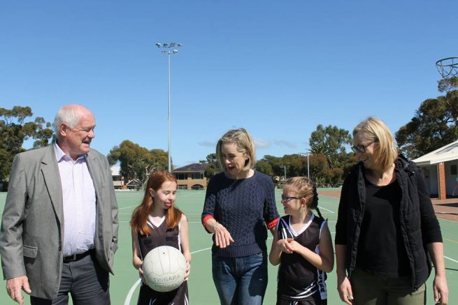 New era for Fremantle Netball Association as McGowan Government backs pavilion upgrades