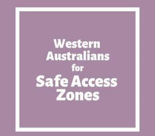 Support for safe access zones around abortion clinics