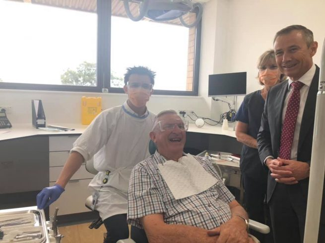 New dental clinic opens at Fremantle Hospital