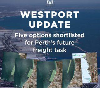 Independent Westport Taskforce releases shortlist of future port options