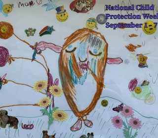 Two major announcements for National Child Protection Week