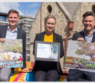 Lotterywest comes to play in Kings Square
