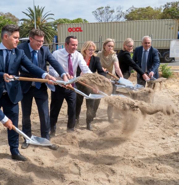 Construction begins for Fremantle High St upgrade