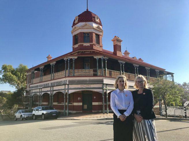 Future redevelopment of Fremantle landmark on the horizon