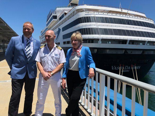 New addition to Fremantle cruise season