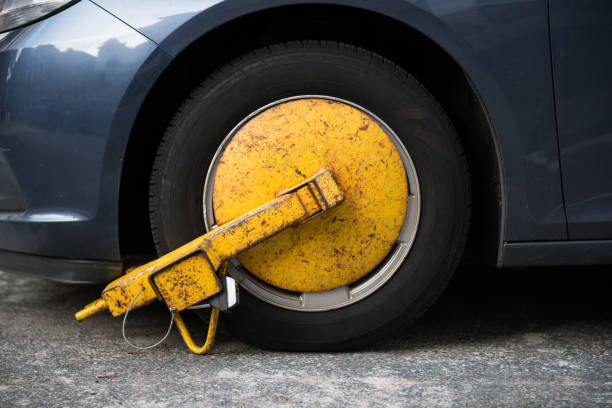Wheel clamping legislation introduced to Parliament
