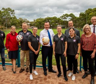 WA Labor commits $600,000 to upgrade Fremantle City Football Club