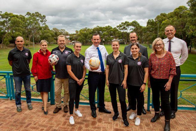 WA Labor commits $600,000 to upgrade Fremantle City Football Club